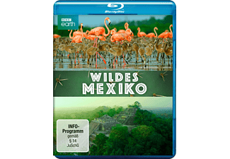 Wildes Mexiko - (Blu-ray)