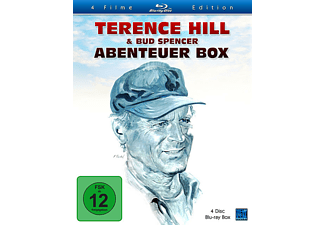 Bud Spencer & Terence Hill - Abenteuer Box - (Blu-ray)