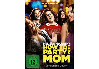 How To Party With Mom - (DVD)
