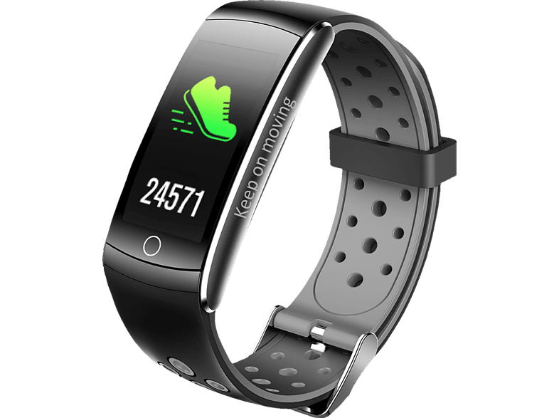 DENVER BFH-14, Activity Tracker, -, Grau | 05706751039492