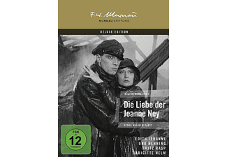 The Love of Jeanne Ney - (DVD)