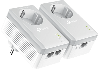 TP-LINK PA4022P Kit Powerline Adapter, Weiß