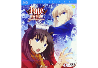 Fate/stay night: Unlimited Blade Works - Vol. 3 - (Blu-ray)