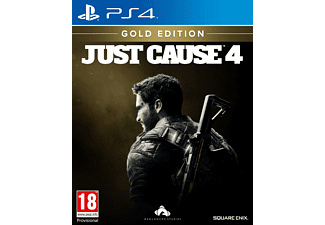 Just Cause 4 - Gold Edition PlayStation 4