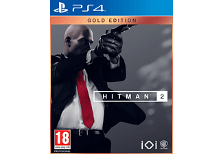 Hitman 2 Gold Edition NL/FR PS4