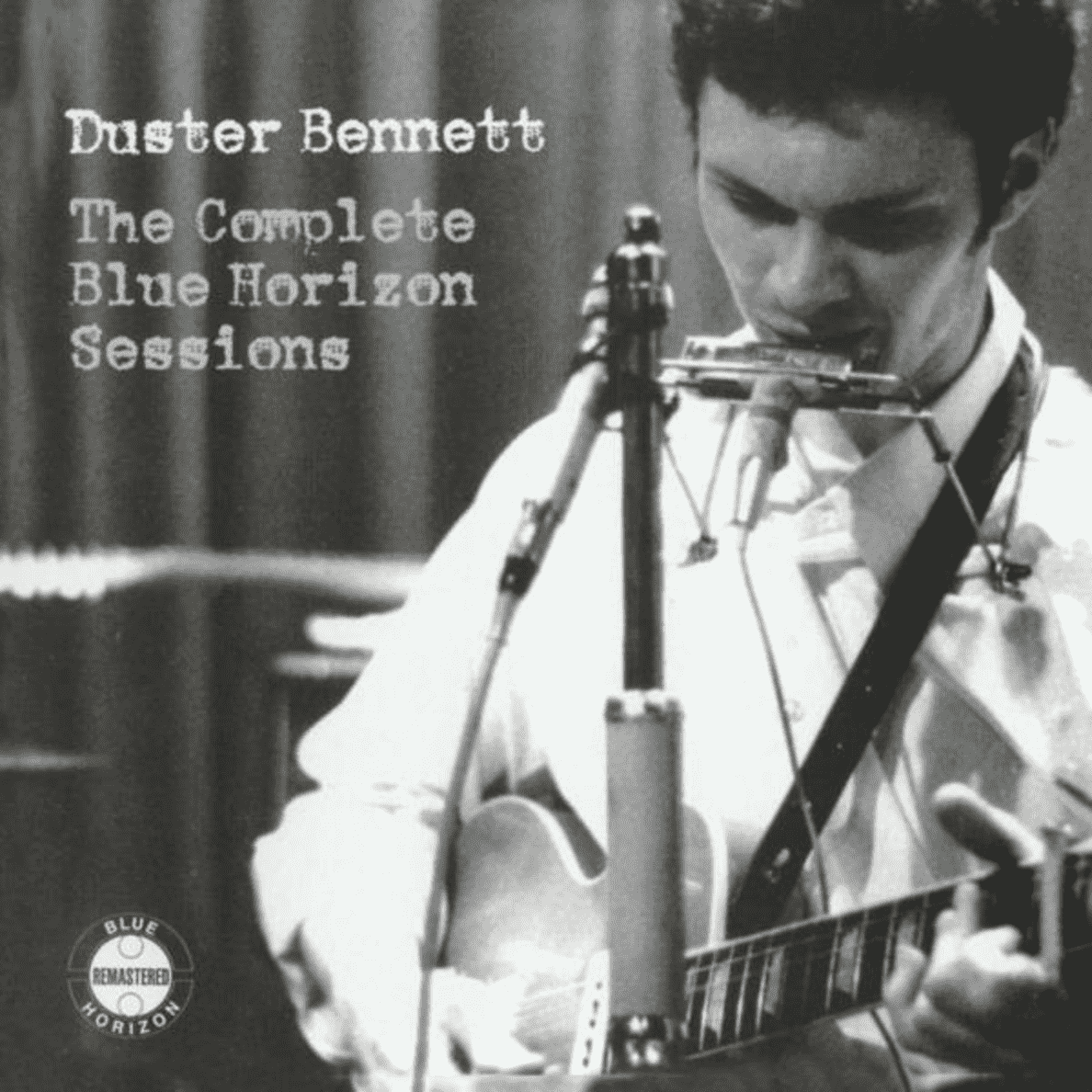 Duster Bennett - COMPLETE BLUE HORIZON SESSIONS - (CD)