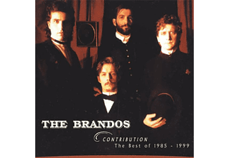The Brandos - CONTRIBUTION-THE BEST OF 1985-1999 (REISSUE) - (CD)