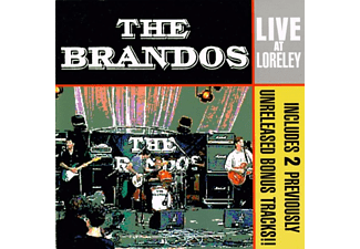 The Brandos - LIVE AT LORELEY (REISSUE) - (CD)