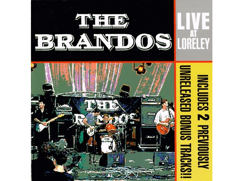 The Brandos - LIVE AT LORELEY (REISSUE) [CD]
