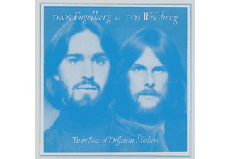 Dan Fogelberg, Tim Weisberg - TWIN SONS OF DIFFERENT MOTHERS - (CD)
