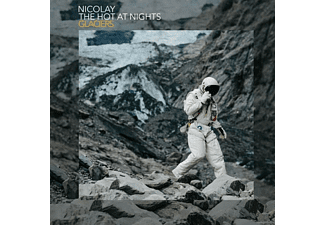 The Hot At Nights, Nicolay - GLACIERS - (CD)