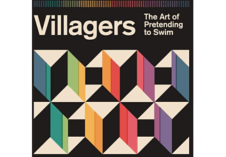 The Villagers - THE ART OF PRETENDING TO SWIM - (CD)