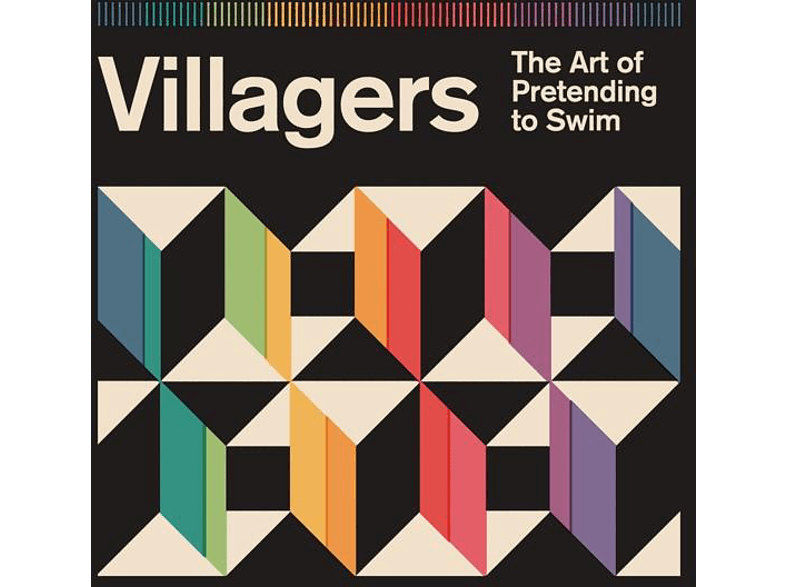 The Villagers - THE ART OF PRETENDING TO SWIM [CD]