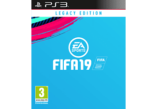 FIFA 19 Legacy Edition NL/FR PS3
