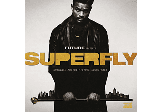 Future, 21 Savage, Lil Wayne - SUPERFLY (Original Motion Picture Soundtrack) - (CD)