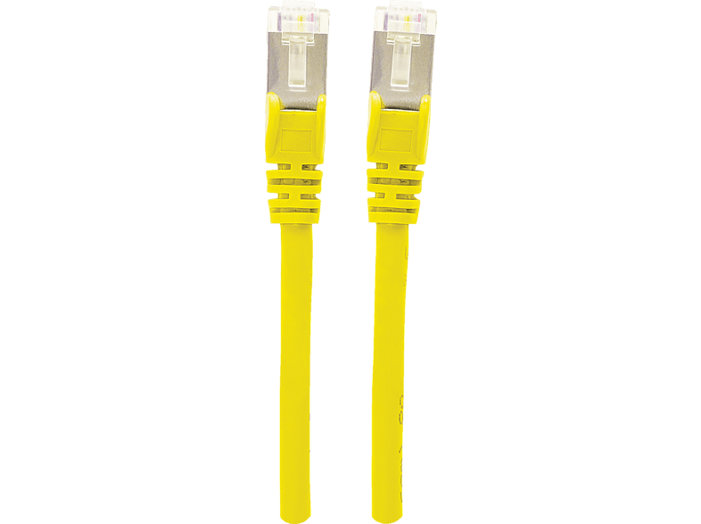 INTELLINET Cat7-Rohkabel S/FTP Cat6a-Stecker Patchkabel | 00766623740777