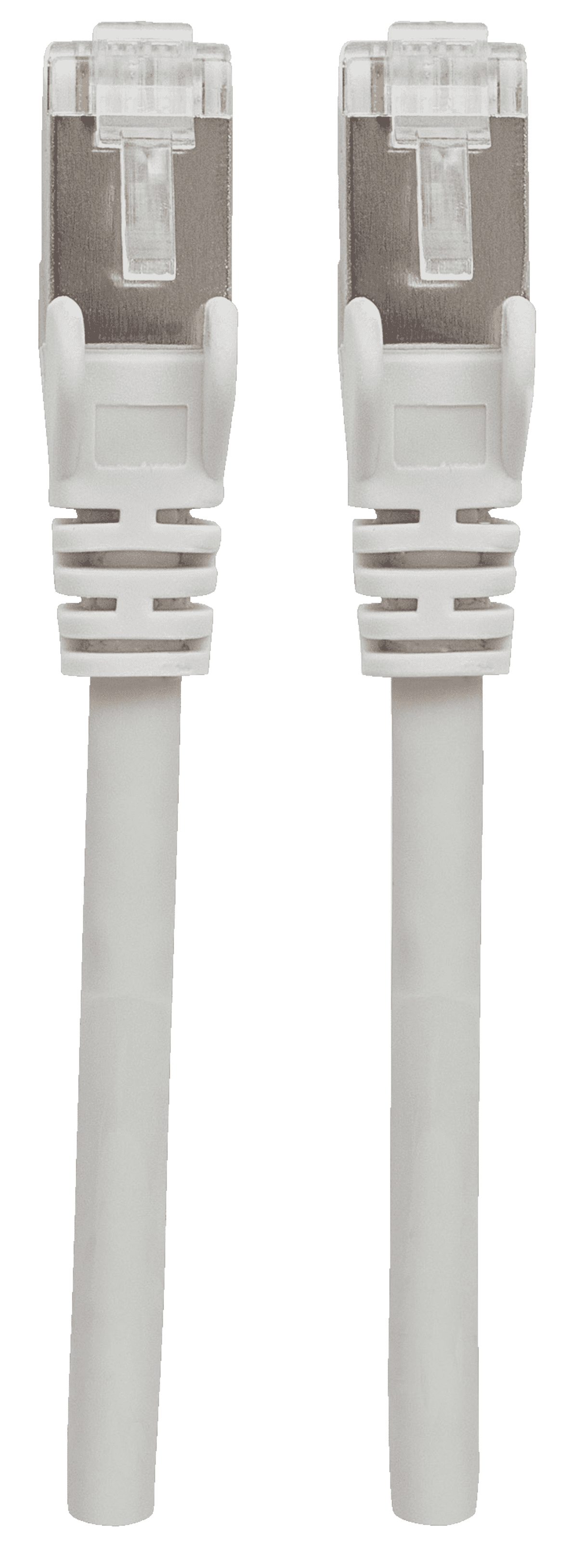 INTELLINET  736749 Patchkabel 10 m in Grau | 00766623736749