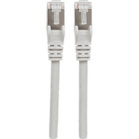 INTELLINET Cat7-Rohkabel S/FTP Cat6a-Stecker  Patchkabel