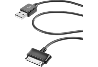 CELLULAR LINE USB-Datenkabel -  (Schwarz)