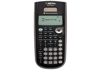 TEXAS INSTRUMENTS TI-30XPro MultiView - -
