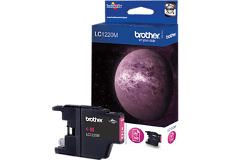 BROTHER LC-1220M - Tintenpatrone (Magenta)