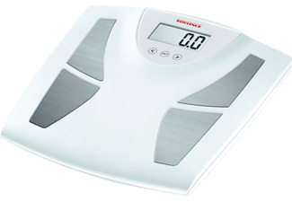 SOEHNLE Body Balance Active Shape Bilancia pesapersone (Bianco)
