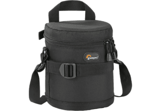 LOWEPRO Lens Case 11X11CM  Nero