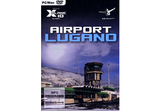 PC/Mac - XPlane 10: Airport Lugano /D