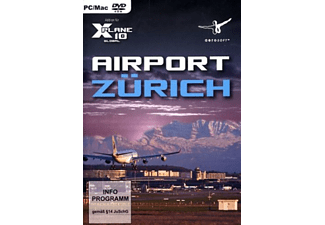 PC/Mac - XPlane 10: Airport Zürich /D