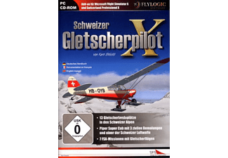 FLY LOGIC CDR FSX GLETSCHERPILOT X /M