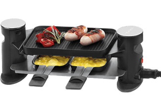 TRISA Connect for 2 Raclette Schwarz