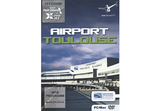PC/Mac - XPlane 10: Airport Toulouse /D