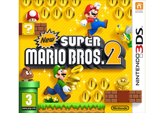 3DS NEW SUPER MARIO BROS. 2 /I Jump'n'Run  -