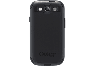 OTTERBOX SGS3 COMMUTER COVER BLACK  Schwarz