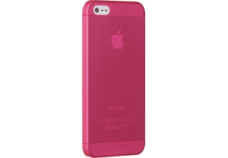 OZAKI IPH5 OCOAT JELLY COVER RED  (Rot)