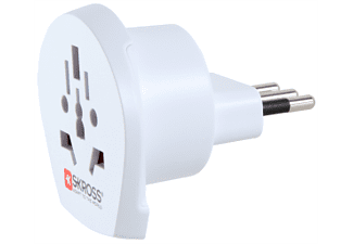 SKROSS Country Adapter World to Italy  -