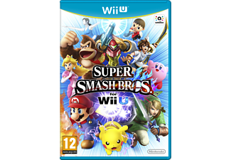 Wii U - Super Smash Bros /D
