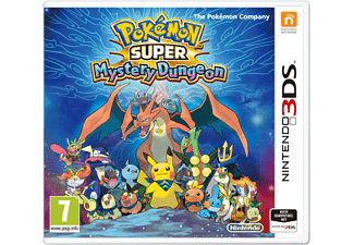 3DS - Pokemon Super Mystery Dungeon/D