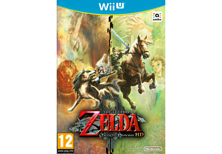 Wii U - Zelda Twilight Princess HD /I