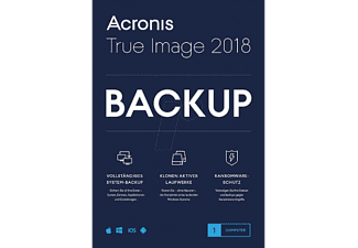 ACRONIS CDR TRUE IMAGE 2018 1PC /F