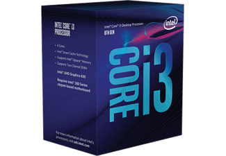 Intel Core i3-8100 Processeur