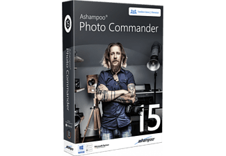 PC - Photo Commander 15 - 3 PCs/D