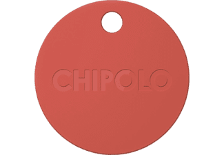 CHIPOLO Classic 2nd Generation - Leuchtfeuer (Rot)