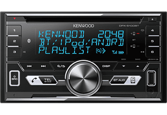 KENWOOD DPX-5100BT - Autoradio (Noir)