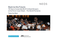 Ensemble 20\21 - Back To The The Future [CD]