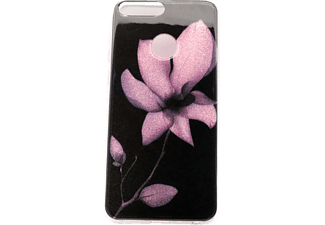 27147 Backcover Flower Backcover Huawei P Smart Kunststoff Mehrfarbig
