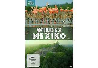 Wildes Mexiko - (DVD)
