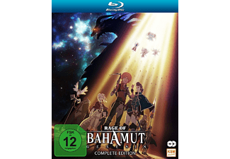RAGE OF BAHAMUT: GENESIS-COMPLETE EDIT. - (Blu-ray)