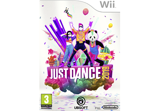 Just Dance 2019 NL/FR Wii