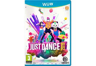 Just Dance 2019 NL/FR Wii U